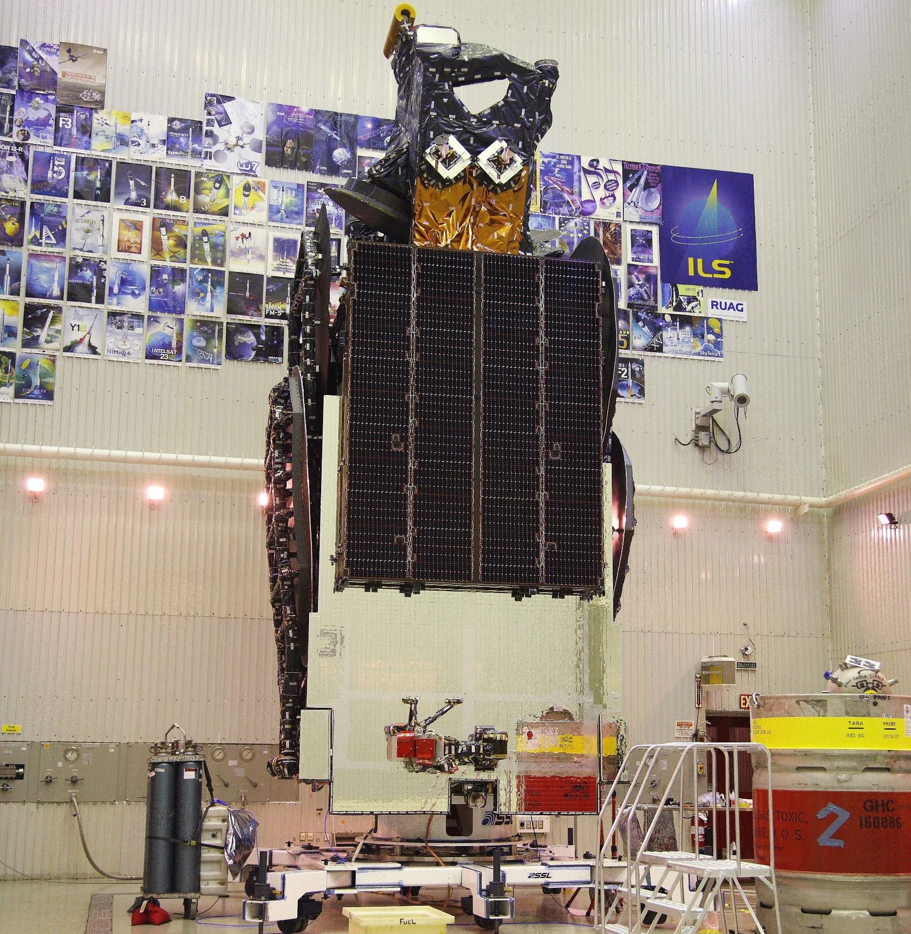 AsiaSat 9 – AsiaSat-9 | Spaceflight101