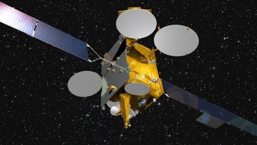 Image: Eutelsat/Airbus Defence & Space