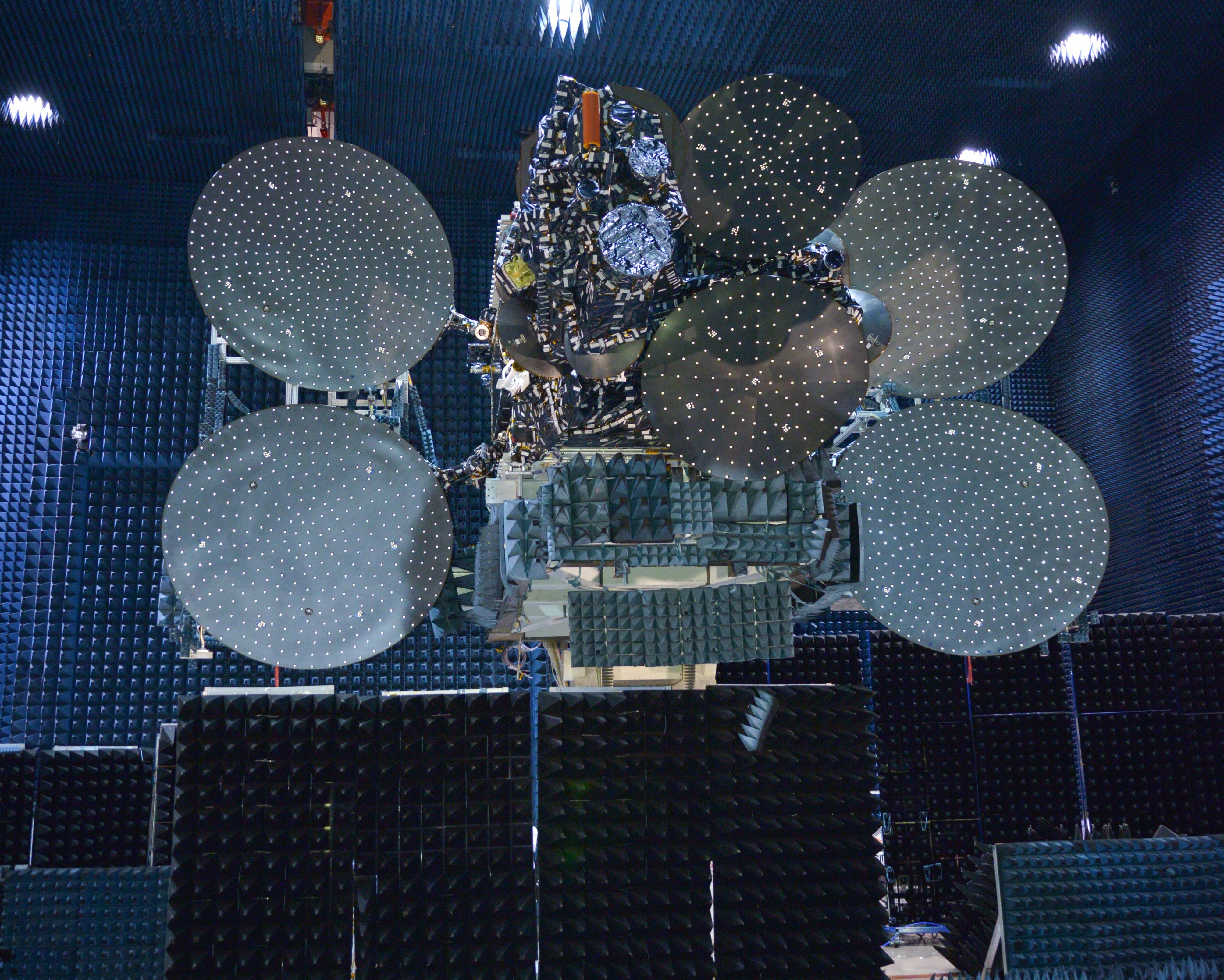 Intelsat 31 – Proton – Intelsat 31   Spaceflight101