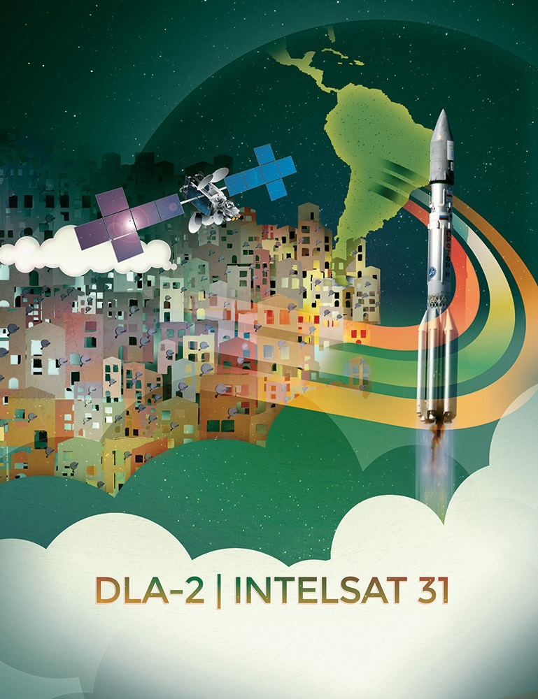 Intelsat 31 – Proton – Intelsat 31 | Spaceflight101