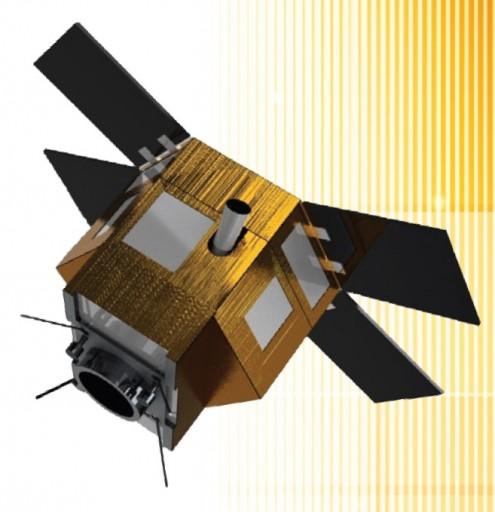 TeLEOS-1 - Image: AgilSpace