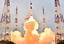 Photos: India's PSLV Rocket lifts off with IRNSS Navigation Satellite