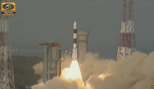Photo: DD News/ISRO