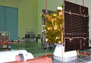Photos: PSLV Rocket & IRNSS-1F Navigation Satellite readied for Launch