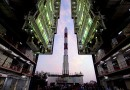 Photos: PSLV rolls out for sixth IRNSS Launch
