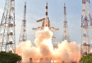 Photos & Video: PSLV lifts off with Indian Navigation Satellite