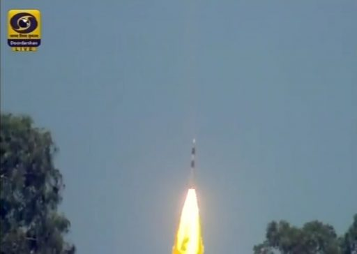 Photo: ISRO/DD News