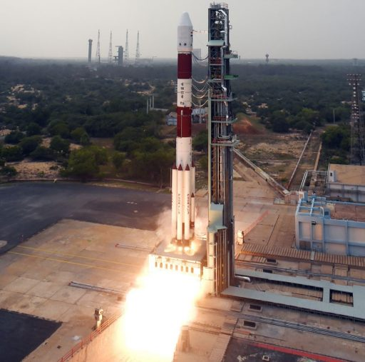 Photo: Indian Space Research Organization