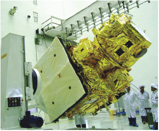 Photo: VSSC (ResourceSat-2)