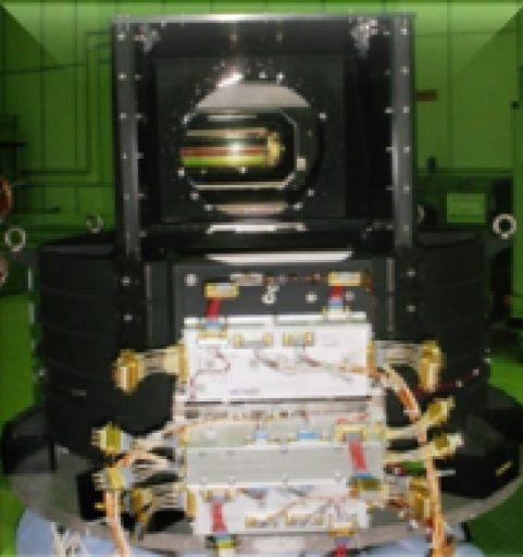 LISS-4 - Image: ISRO