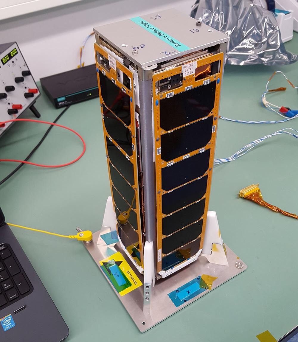 PSLV C37 CubeSats – PSLV C37