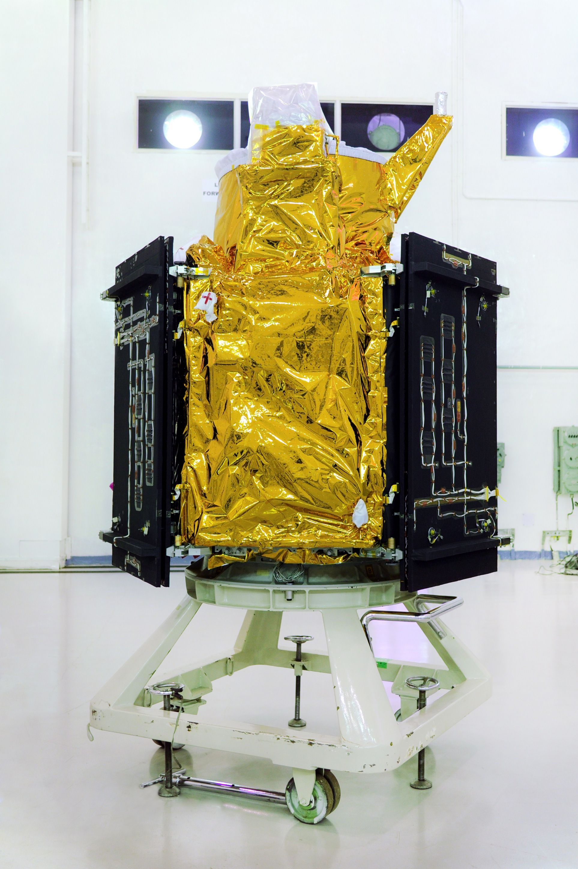 Photos Next Cartosat Earth Imaging Craft Prepares For
