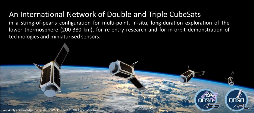 QB50 – PSLV C38 | Spaceflight101