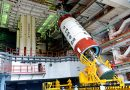 Photos: PSLV Rocket Assembly for IRNSS-1H Launch