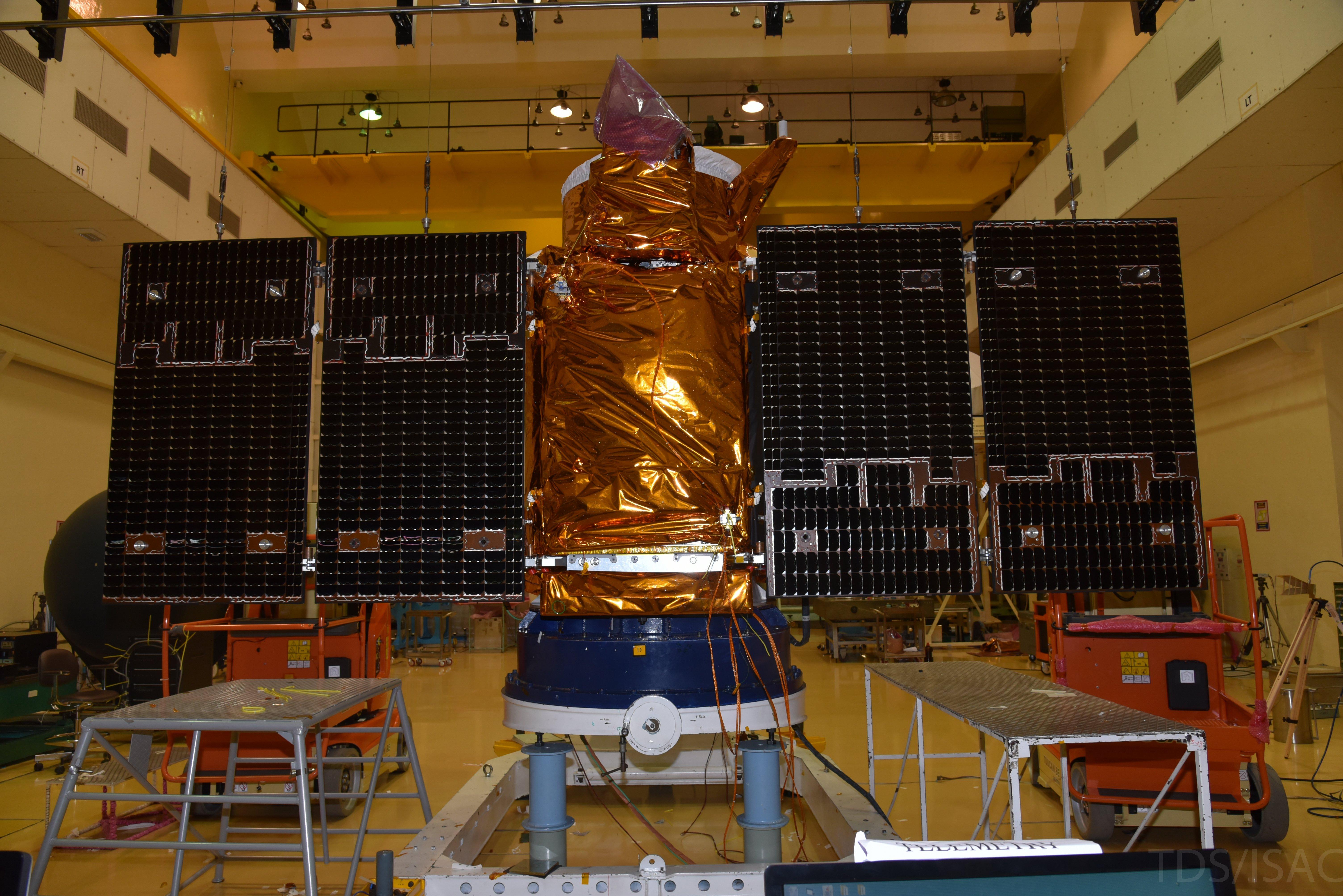 CartoSat 2F PSLV C40 Spaceflight101
