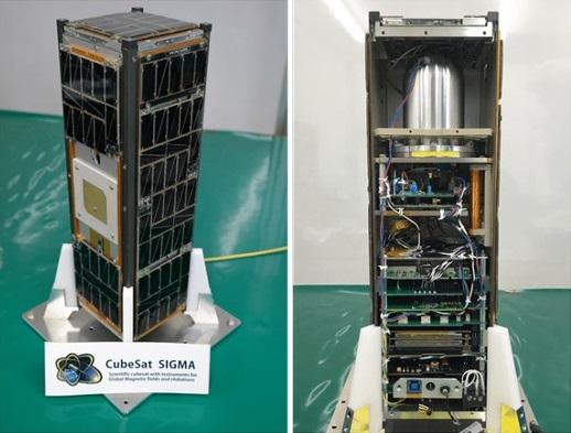 SIGMA – PSLV C40 | Spaceflight101
