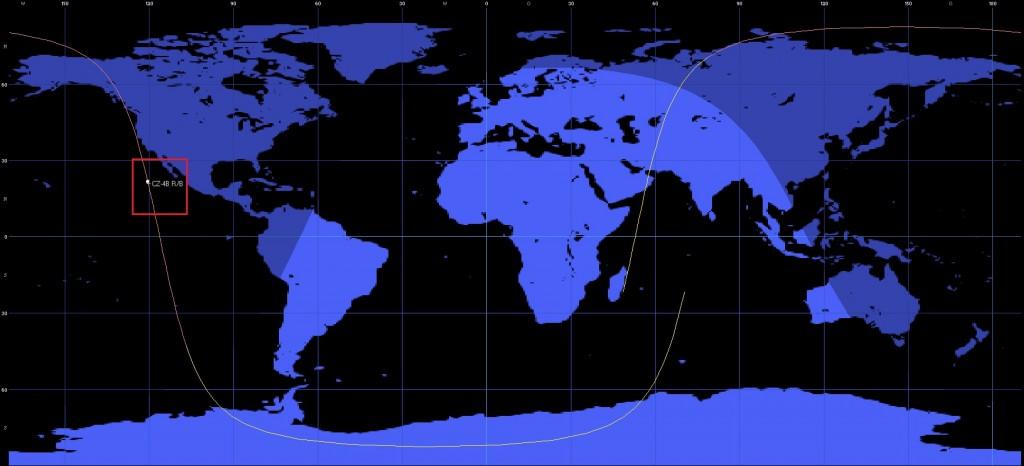 Image: Spaceflight101/Orbitron