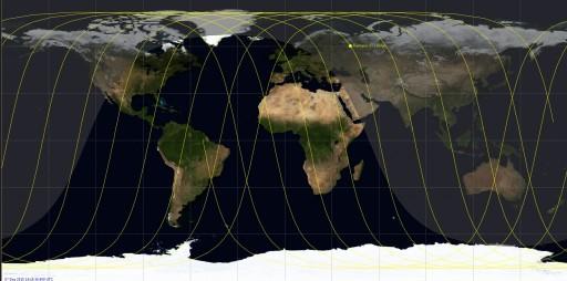 Image: Spaceflight101/JSatTrak
