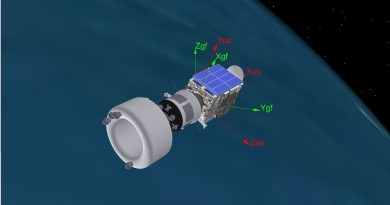 Re-Entry: Briz-M Auxiliary Propellant Tank