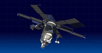Re-Entry: Molniya 3-51 Military Communications Satellite