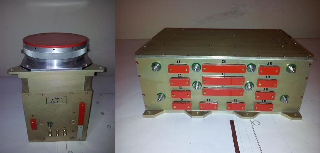 BDRG Sensor & Electronics Box - Image: Lomonosov Moscow State