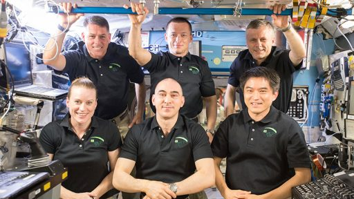 Expedition 49 Crew - Photo: NASA