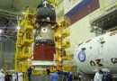 Photos: Soyuz MS-02 Spacecraft Processing
