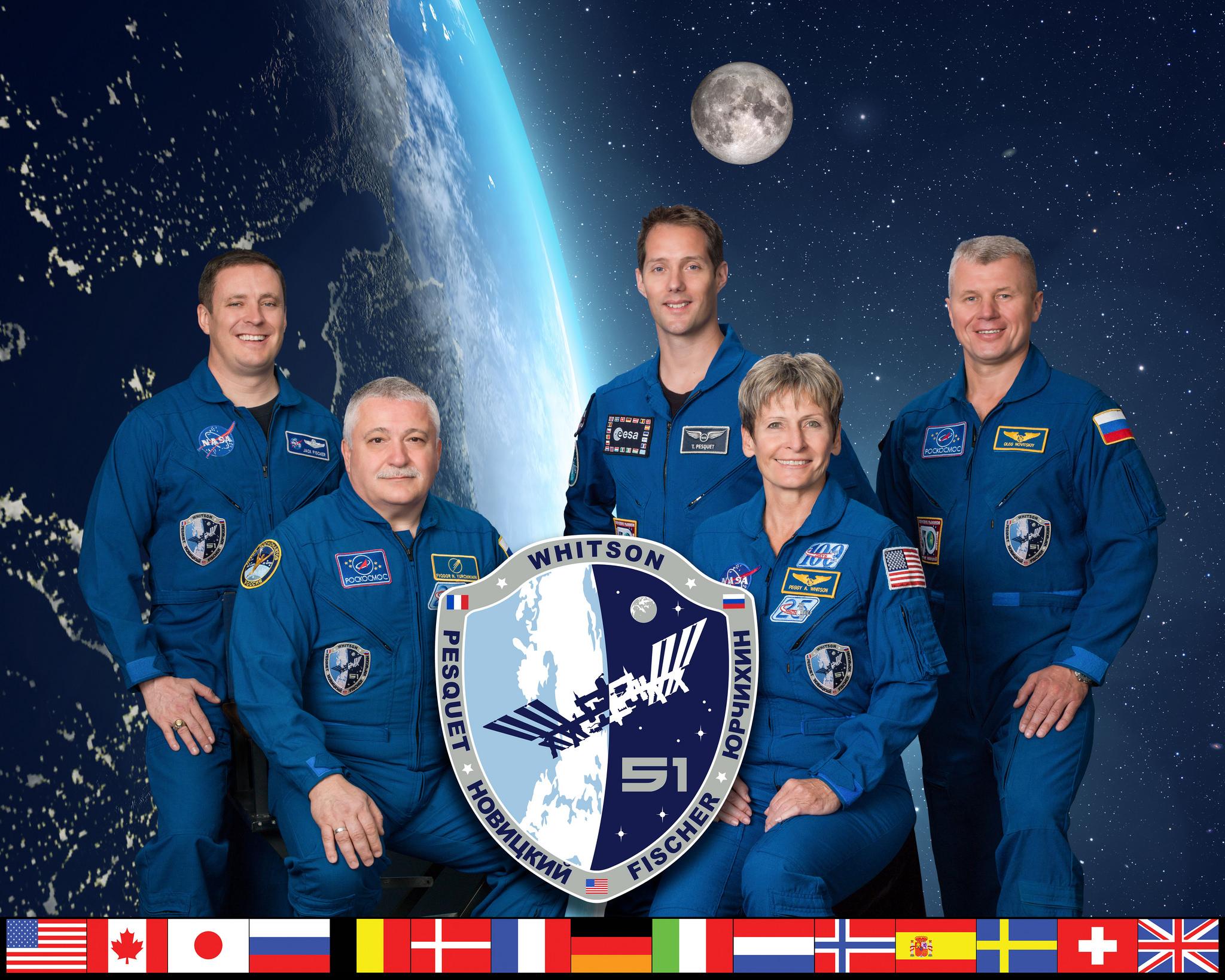 spacecraft crew - photo #39