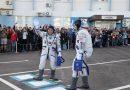 Photos: Soyuz MS-04 Launch Day Activities