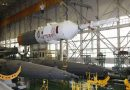 Photos: Soyuz Rocket Assembly for Upcoming Space Station Crew Launch