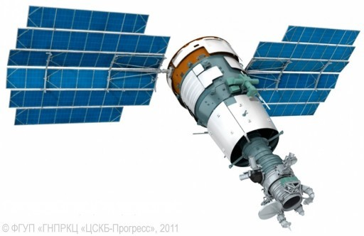 Electro-Optical Imaging Satellite based on Yantar – Image: TsSKB Samara