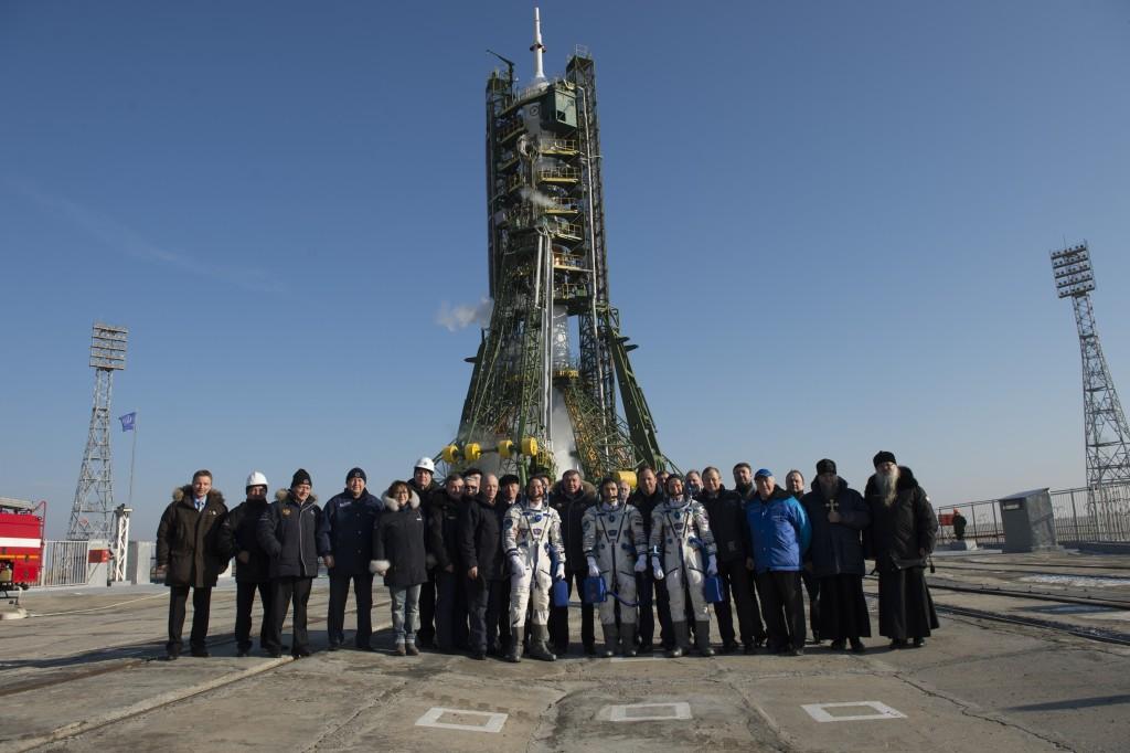 rocket arrival