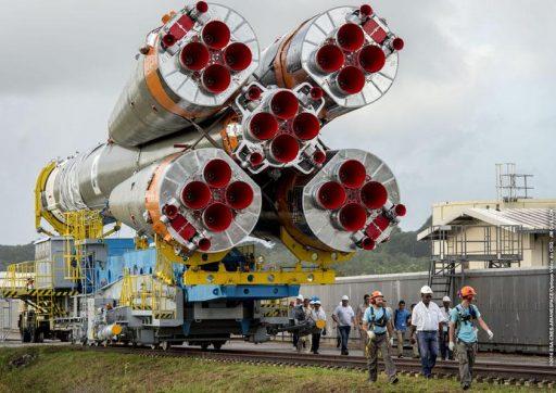 Photo: Arianespace/CNES/ESA