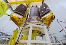 Photos: Four O3b Internet Satellites Complete Processing for Liftoff from French Guiana