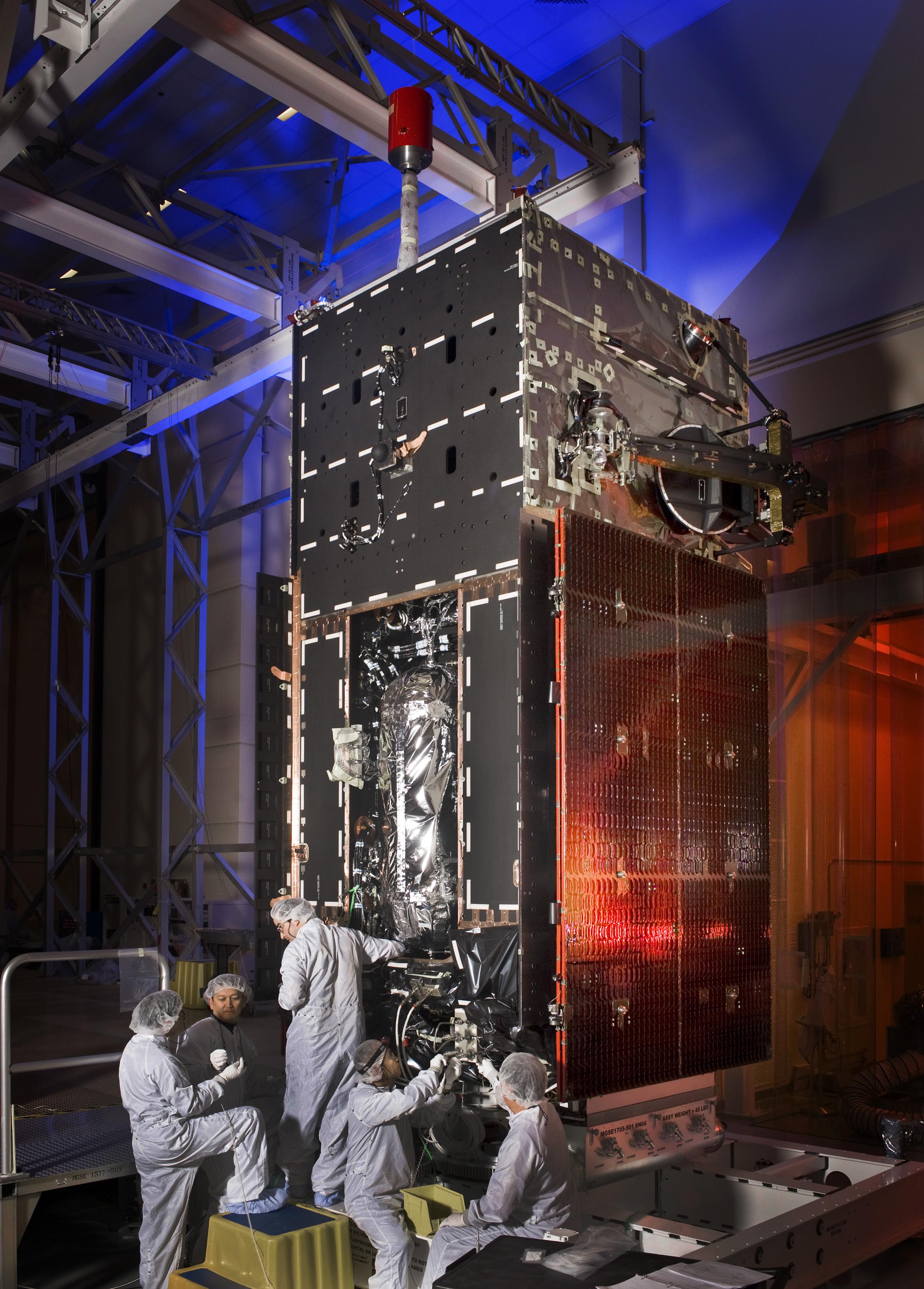 Sbirs Spacecraft Amp Satellites