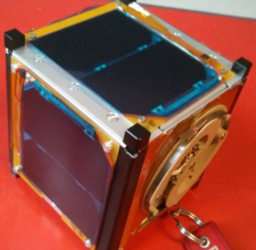 Photo: PoliTO CubeSat Team