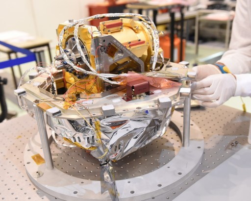 SAGE-T Payload - Photo: CNES