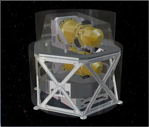 SAGE Payload - Image: CNES/ONERA