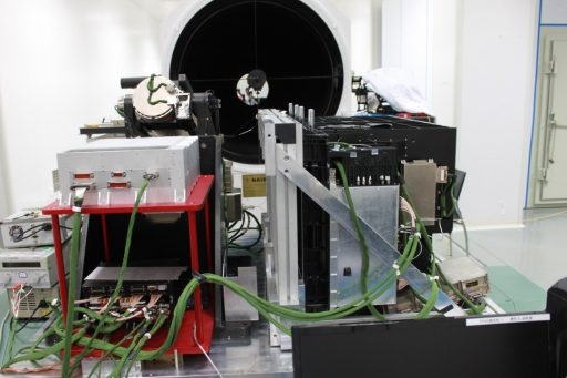 Testing of Quantum Entanglement Source - Photo: CAS
