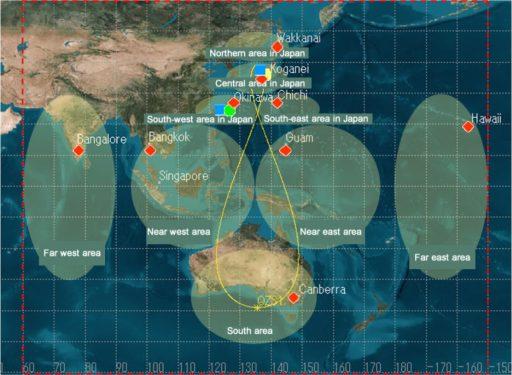 Qzss Spacecraft Amp Satellites