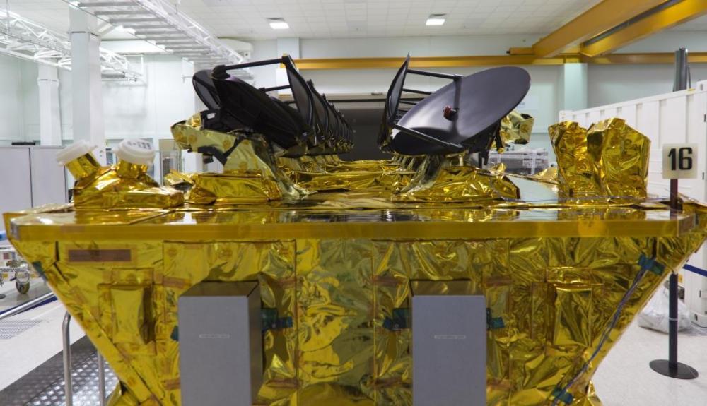 O3b – Spacecraft & Satellites