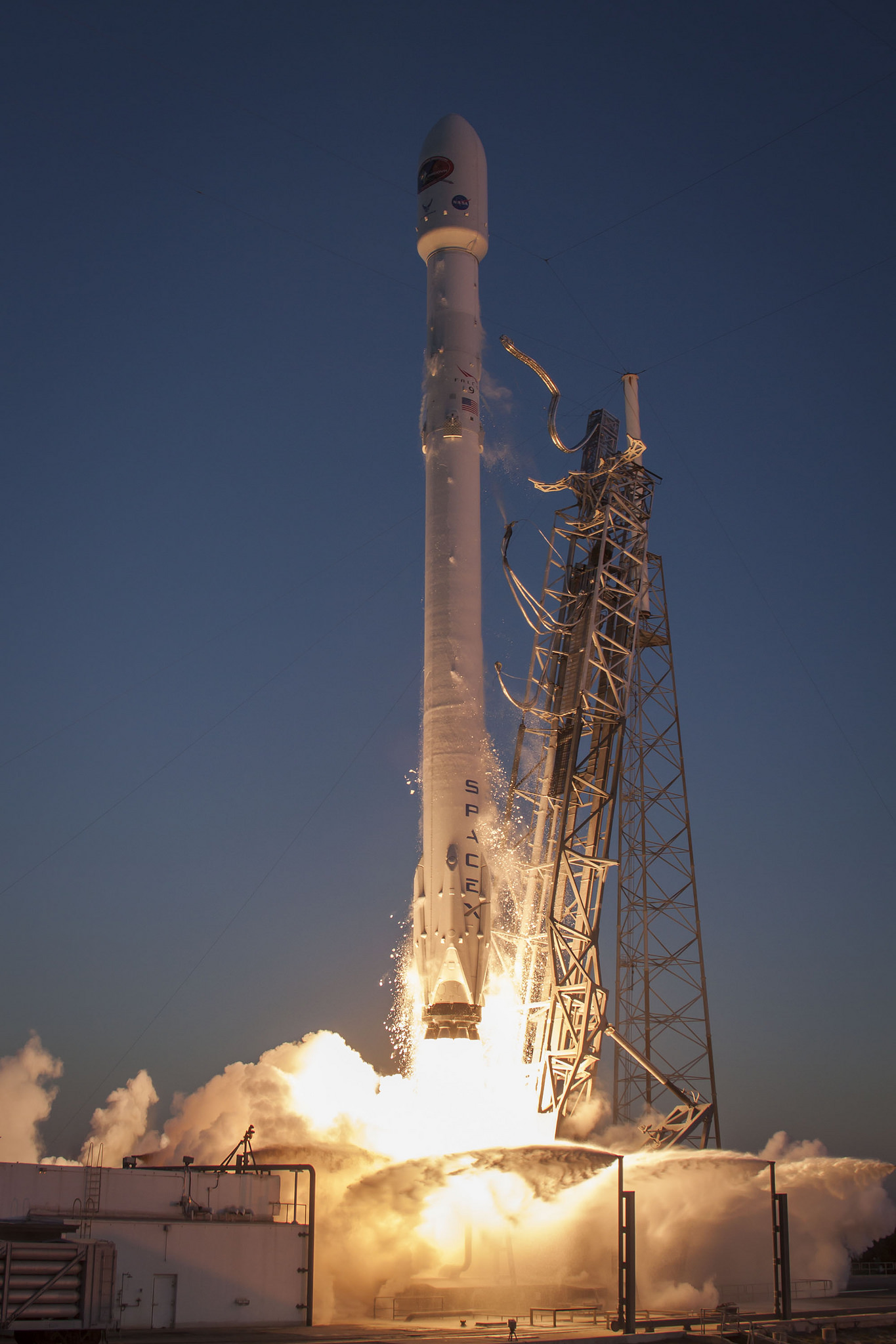 Falcon 9 FT – Rockets