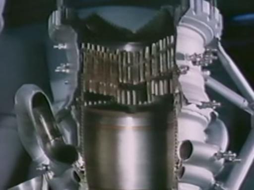 Mixing Head & Chamber – Image: NPO Energomash