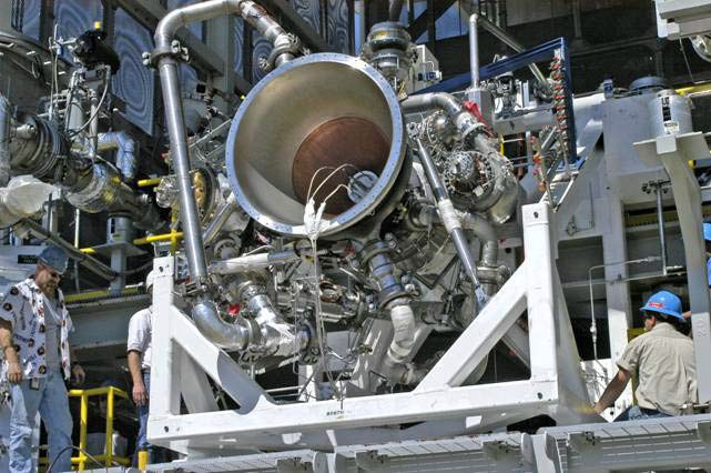 Ipd Air Force on Pressure Chamber Rocket Engine