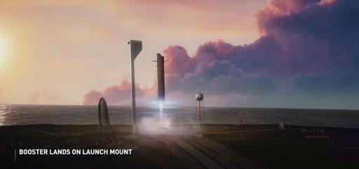 Precision Landing - Image: SpaceX