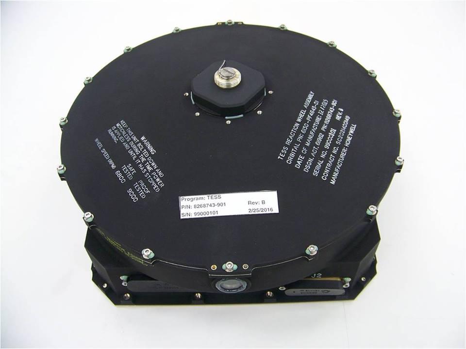 spacecraft reaction wheels - photo #23