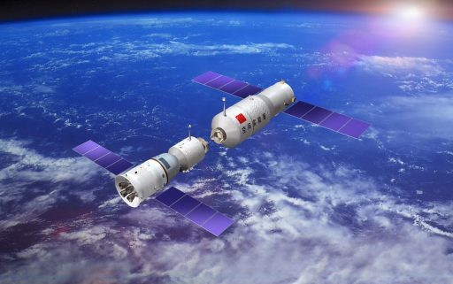 Image; China Manned Space Engineering Office