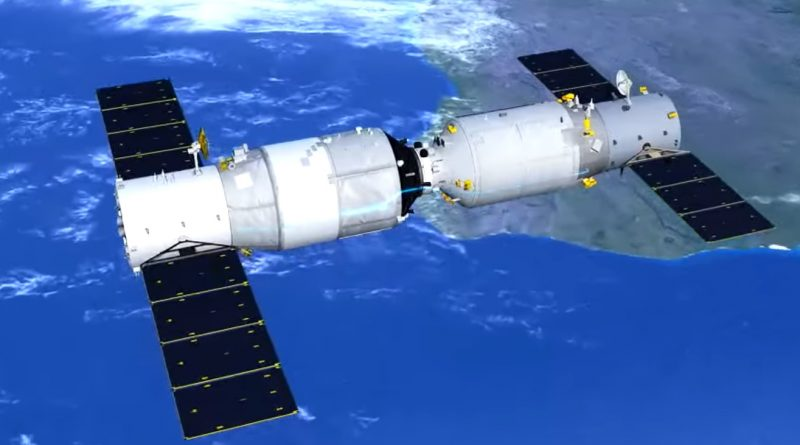 Image result for tiangong 2