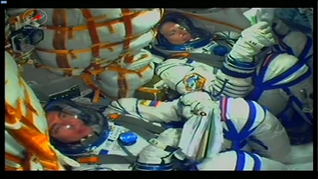 Photo: ESA TV
