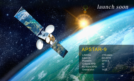 Image: APS Satellite Company
